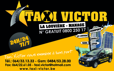 Taxi Victor - Service taxi